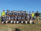 Subiaco Academy Trojans Boys Varsity Soccer Spring 16-17 team photo.