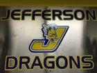 Jefferson Dragons Boys JV Football Fall 15-16 team photo.
