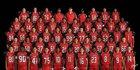 Cordova Lancers Boys JV Football Fall 15-16 team photo.