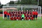 Glenwood Springs Demons Boys Varsity Soccer Fall 17-18 team photo.