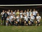 Seton Catholic Cardinals Boys Varsity Soccer Fall 17-18 team photo.