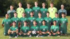 New Trier Trevians Boys Varsity Soccer Fall 17-18 team photo.