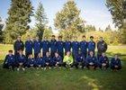 Life Christian Academy Eagles Boys Varsity Soccer Fall 17-18 team photo.