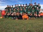 Desert Academy Wildcats Boys Varsity Soccer Fall 17-18 team photo.