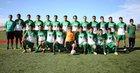 Pojoaque Valley Elks/Elkettes Boys Varsity Soccer Fall 17-18 team photo.