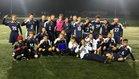 Mifflinburg Wildcats Boys Varsity Soccer Fall 17-18 team photo.