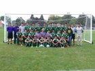 Waukegan Bulldogs Boys Varsity Soccer Fall 17-18 team photo.