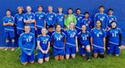 Questa Wildcats Boys Varsity Soccer Fall 17-18 team photo.