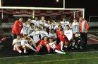 Bolingbrook Raiders Boys Varsity Soccer Fall 17-18 team photo.