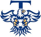 Taft Eagles Boys Varsity Soccer Fall 17-18 team photo.