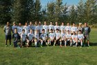 Trout Lake Mustangs Boys Varsity Soccer Fall 17-18 team photo.