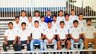 St. Pauls Bulldogs Boys Varsity Soccer Fall 17-18 team photo.