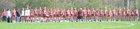 Bishop Ireton Cardinals Girls Varsity Lacrosse Spring 16-17 team photo.