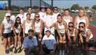 El Dorado Wildcats Girls Varsity Tennis Fall 18-19 team photo.