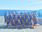 Beaumont Cougars Girls Varsity Tennis Fall 18-19 team photo.