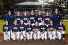 Calvary Christian Warriors Boys JV Baseball Spring 14-15 team photo.