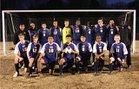 Madison Academy Knights Boys Varsity Soccer Spring 13-14 team photo.