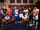 Bishop Gorman Gaels Boys Varsity Football Fall 19-20 team photo.