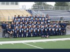 Southside Southerners Boys Varsity Football Fall 19-20 team photo.