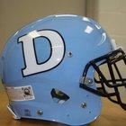 Dallas Mountaineers Boys Varsity Football Fall 19-20 team photo.