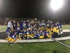 Cleveland Hill Eagles Boys Varsity Football Fall 19-20 team photo.