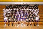 Puyallup Vikings Boys Varsity Football Fall 19-20 team photo.