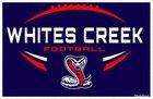 Whites Creek Cobras Boys Varsity Football Fall 19-20 team photo.