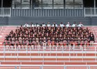 Central Kitsap Cougars Boys Varsity Football Fall 19-20 team photo.