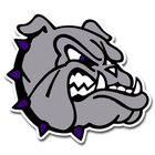 Midland Bulldogs Boys Varsity Football Fall 19-20 team photo.