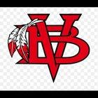 Vero Beach Indians Boys Varsity Football Fall 19-20 team photo.