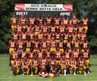 Abbeville Panthers Boys Varsity Football Fall 19-20 team photo.