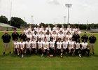 Harmony Grove Hornets Boys Varsity Football Fall 19-20 team photo.