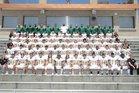 Murrieta Mesa Rams Boys Varsity Football Fall 19-20 team photo.