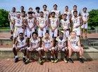 St. Frances Academy Panthers Boys Varsity Football Fall 19-20 team photo.