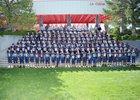 La Cueva Bears Boys Varsity Football Fall 19-20 team photo.