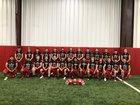 Rose Bud Ramblers Boys Varsity Football Fall 19-20 team photo.