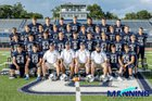 Philipsburg-Osceola Mountaineers Boys Varsity Football Fall 19-20 team photo.