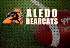 Aledo Bearcats Boys Varsity Football Fall 19-20 team photo.