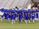 John Curtis Christian Patriots Boys Varsity Football Fall 19-20 team photo.