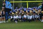 Menendez Falcons Boys Varsity Football Fall 19-20 team photo.