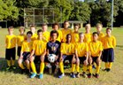 Wayne Preparatory Academy  Boys Freshman Soccer Fall 17-18 team photo.