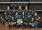 Rudder Rangers Girls Varsity Volleyball Fall 18-19 team photo.