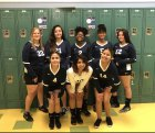 Lisa Academy North  Girls Varsity Volleyball Fall 18-19 team photo.