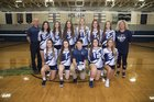 Lake Howell Silver Hawks Girls Varsity Volleyball Fall 18-19 team photo.