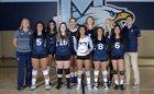 Maranatha Christian Eagles Girls Varsity Volleyball Fall 18-19 team photo.