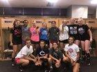 Clovis Wildcats Girls Varsity Volleyball Fall 18-19 team photo.