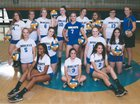Lansing Bobcats Girls Varsity Volleyball Fall 18-19 team photo.