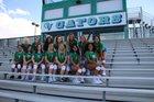 Green Valley Gators Girls Varsity Volleyball Fall 18-19 team photo.