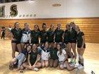 El Diamante Miners Girls Varsity Volleyball Fall 18-19 team photo.