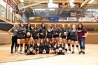 Pine View Panthers Girls Varsity Volleyball Fall 18-19 team photo.
